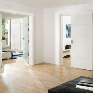 Интерьерные раздвижные двери