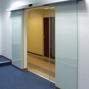 Коммерческие раздвижные двери